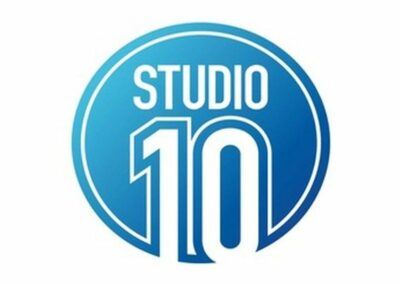 Interview on Studio 10, Australia